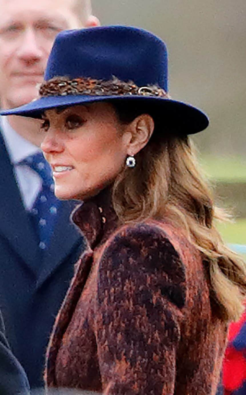 Kate Middleton in Hicks & Brown Hat