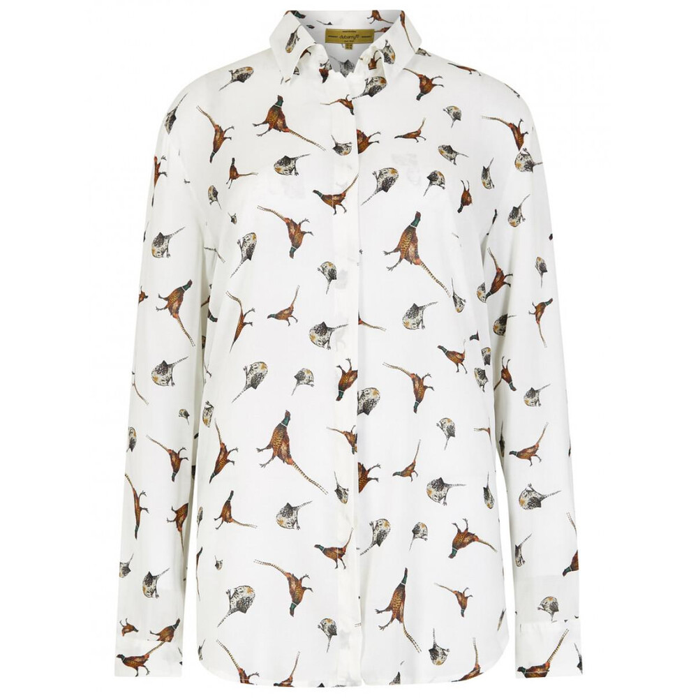 Dubarry Of Ireland Dubarry Briarrose Shirt - Cream Multi