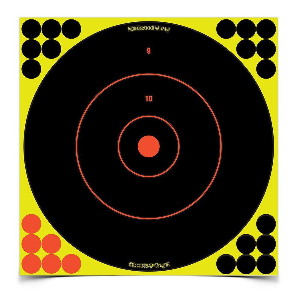 Birchwood Casey Shoot N C Targets - 12