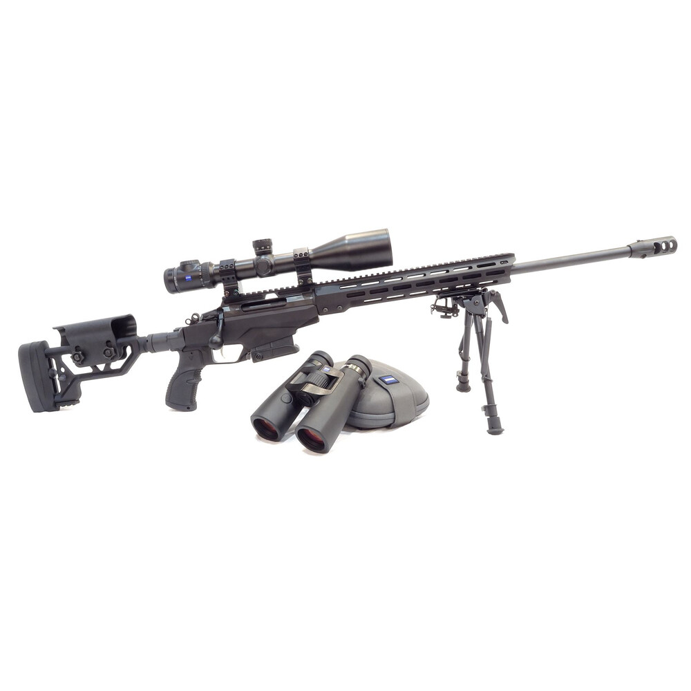 Tikka T3x TAC A1 RifleZeiss Package - Victory V8 & Victory RF