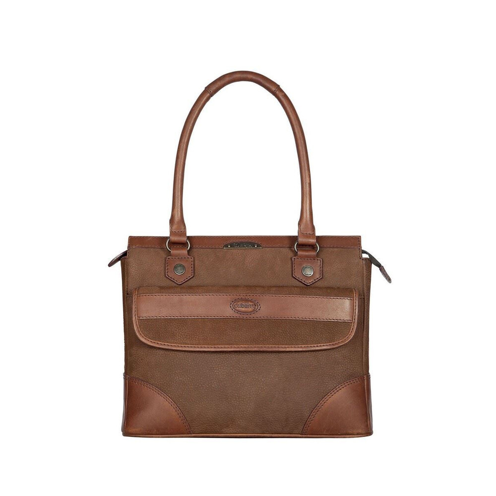 Dubarry Straffan Shoulder Bag - Walnut Brown