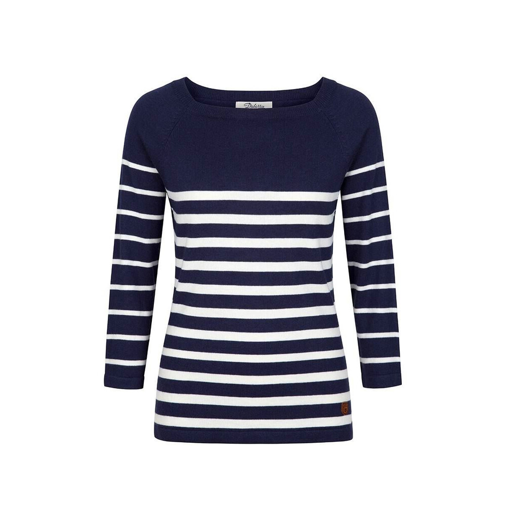 Dubarry Dubarry Martello Knitted Sweater - Navy