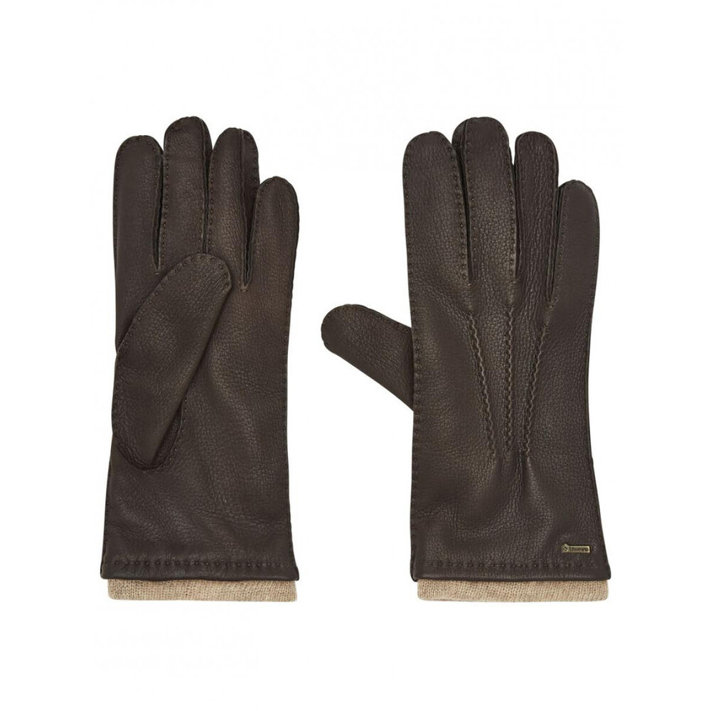Dubarry Of Ireland Dubarry Kilconnell Women's Leather Gloves - Mahogany