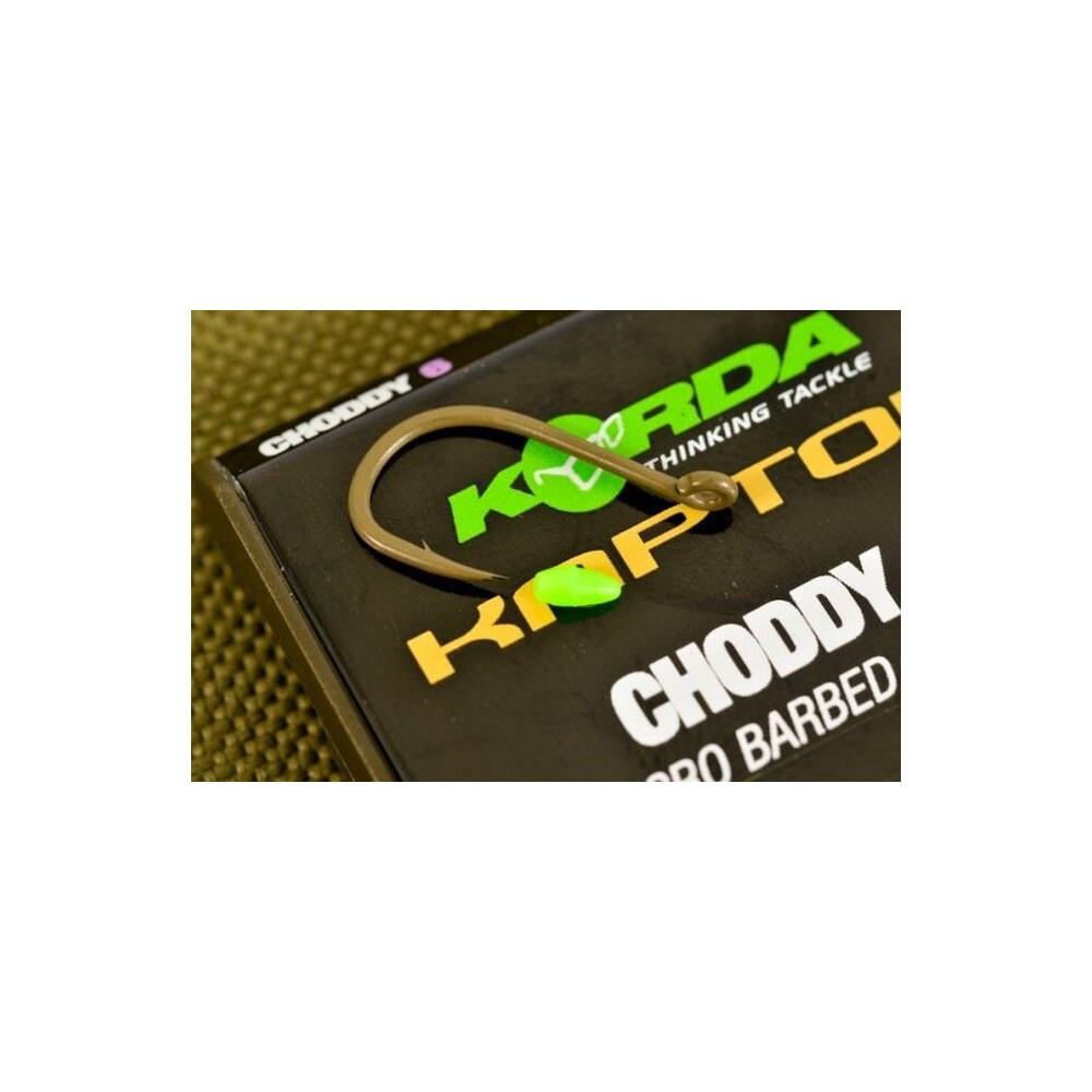 Korda Kaptors Choddy - Barbed Weed
