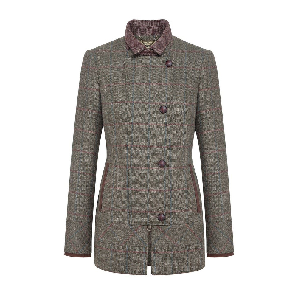 Dubarry Willow Tweed Jacket - Moss