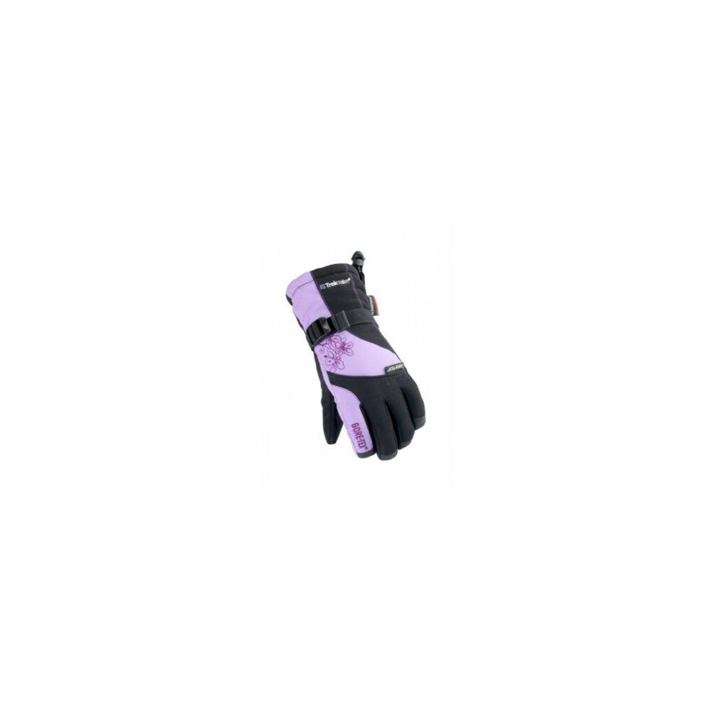 Trekmates Trekmates Protek Ladies Gore-Tex Gloves - Black/Lilac
