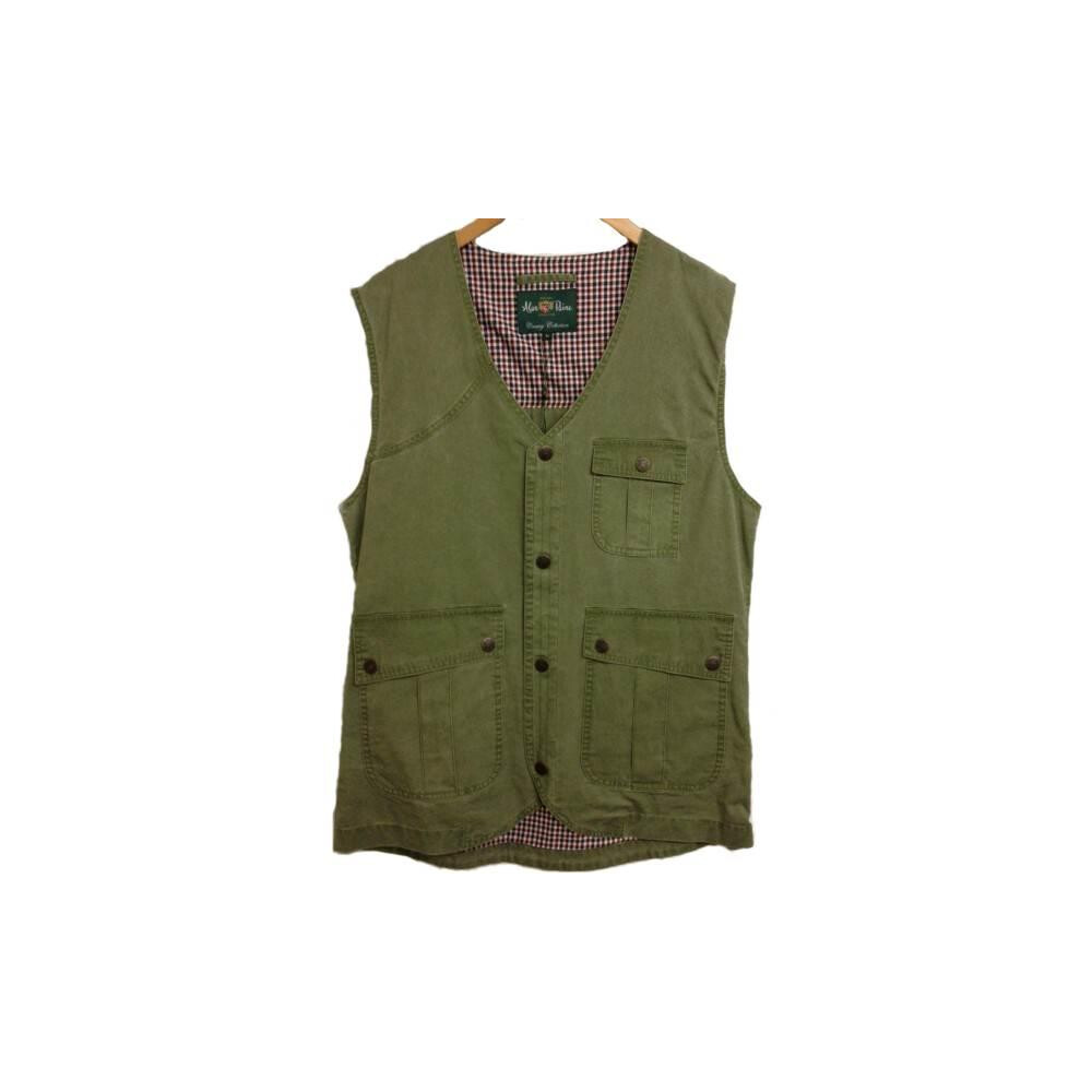 Alan Paine Alan Paine Keswick Waistcoat - Medium Green