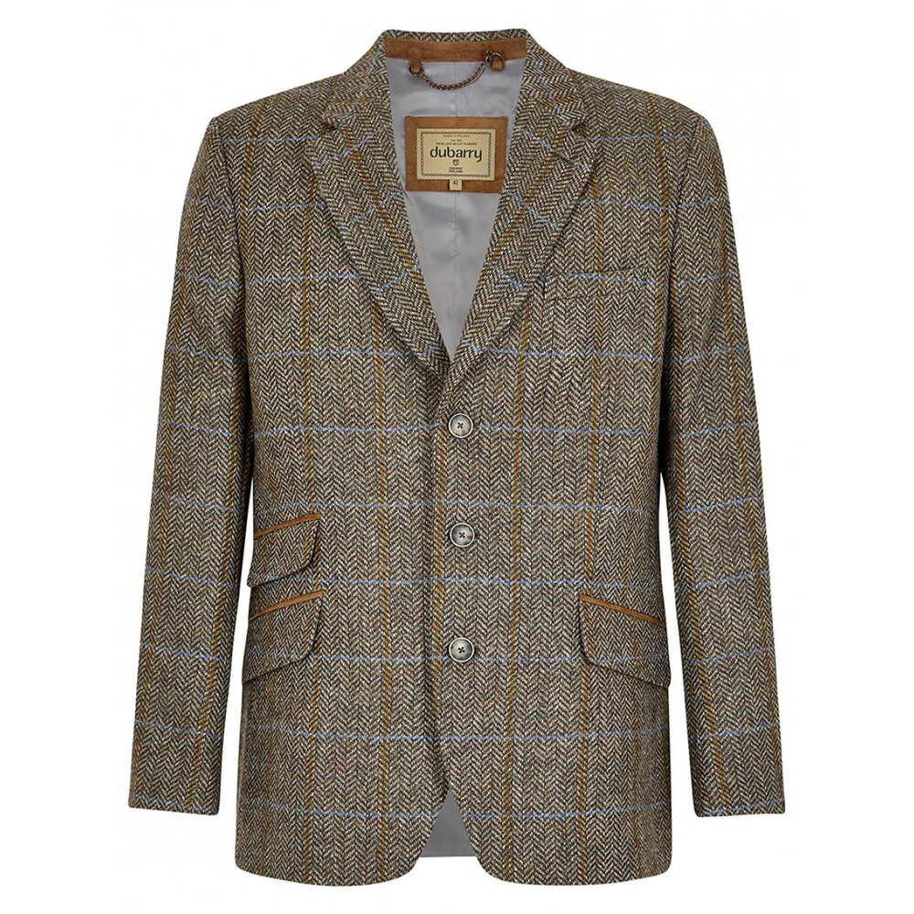 Dubarry Of Ireland Dubarry Rockingham Tweed Jacket - Woodbine