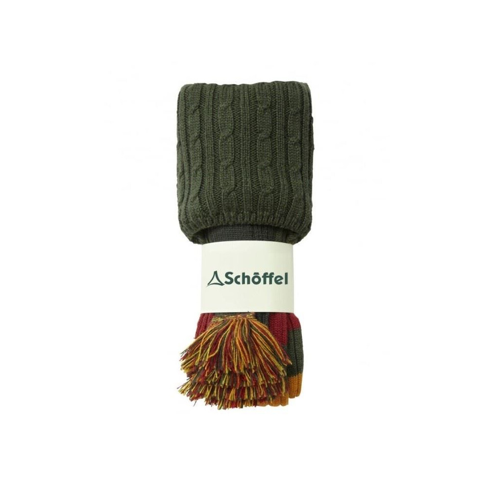 Schoffel Schoffel Rugby Striped Sock - Forest