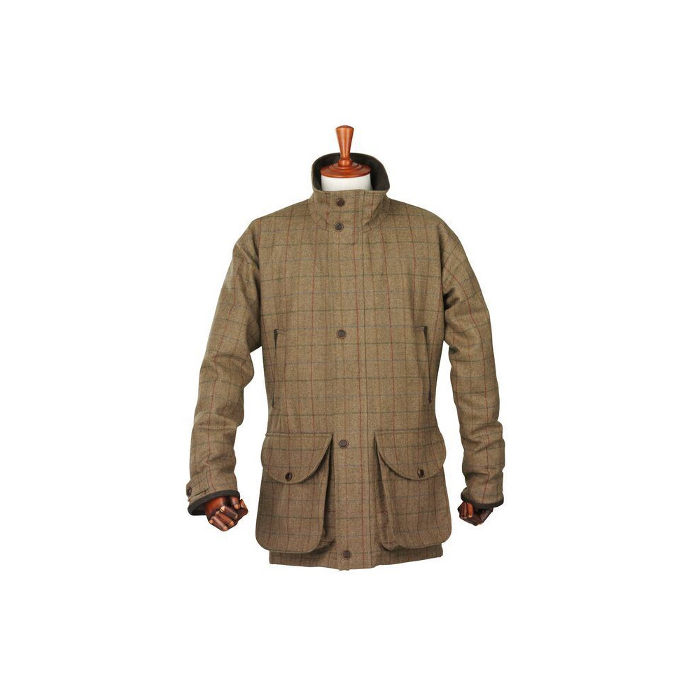Laksen Esk Tweed Wingfield Shooting Coat