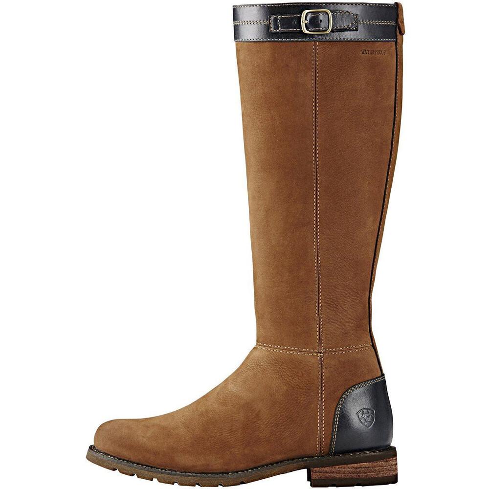 Ariat Creswell H20 Ladies Boot Nutmeg