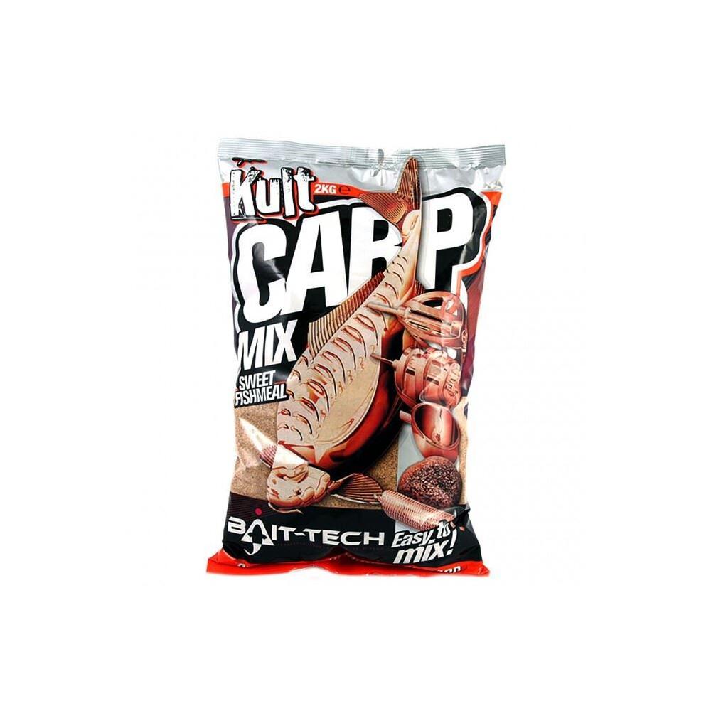 Bait-Tech Kult Carp Mix Groundbait - 2kg Unknown