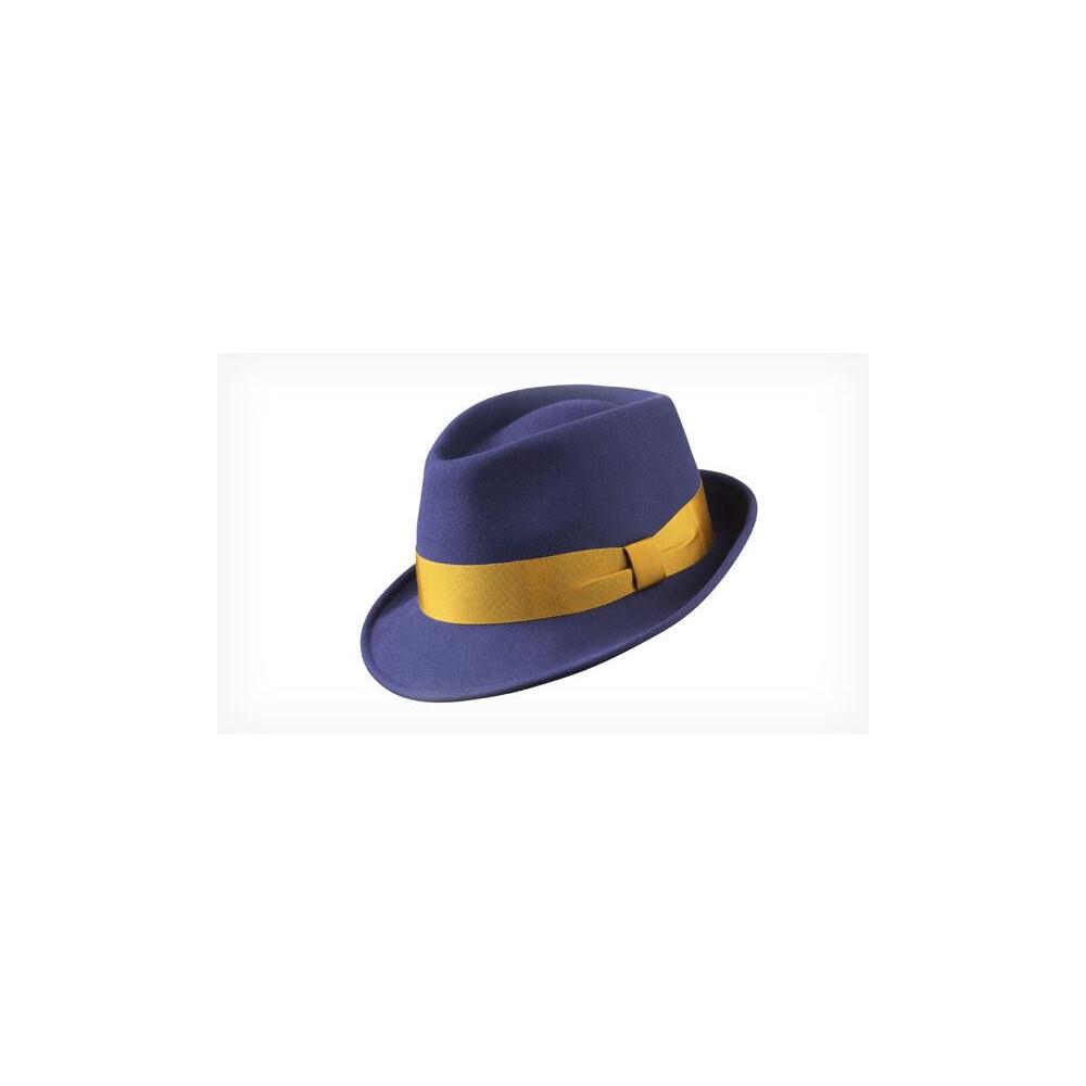 Olney Olney Lola Trilby Hat - Mauve