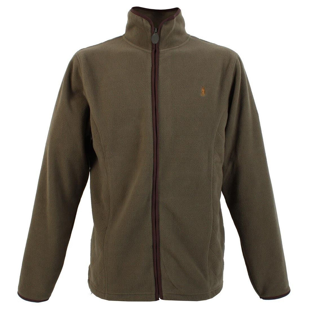Jack Murphy Boris Fleece Jacket - Heritage Green