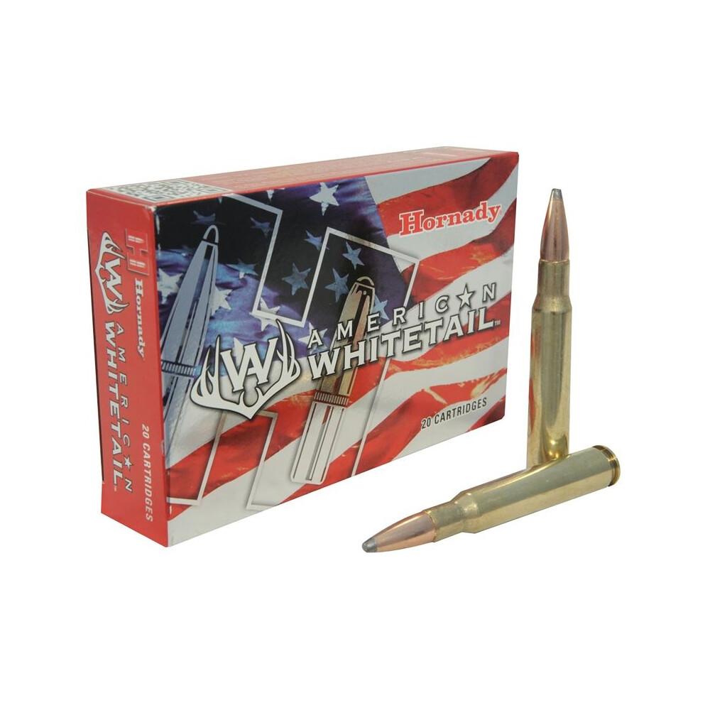 Hornady .30-06 Ammunition - 150gr - American Whitetail Interlock