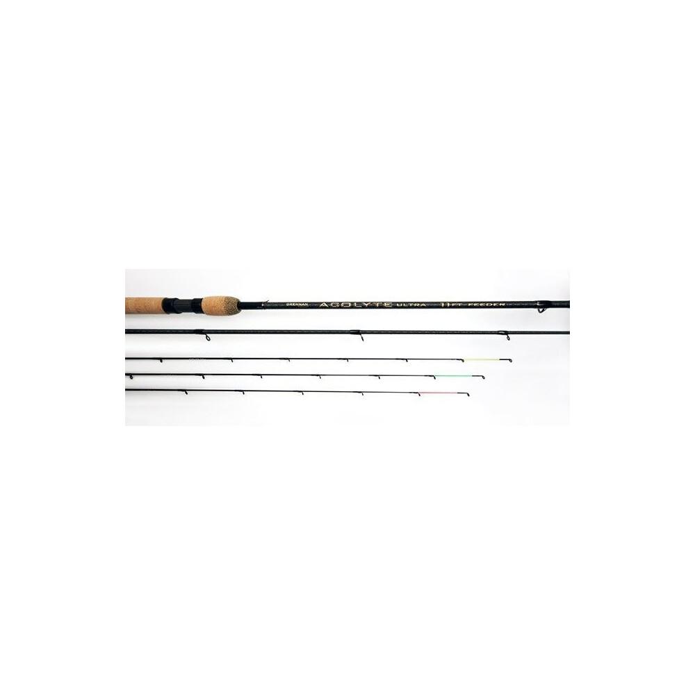 Drennan Acolyte Ultra Feeder Rod - 11ft Black
