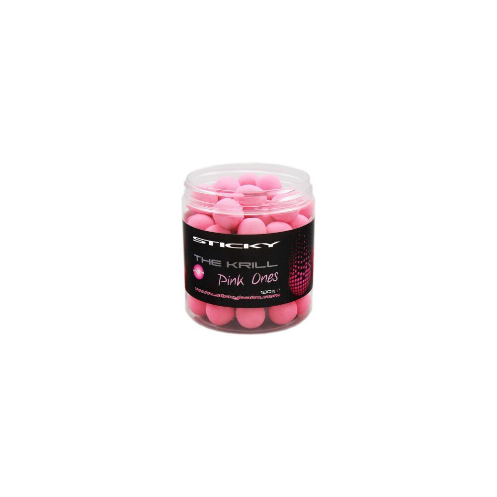 Sticky Baits The Krill  -  Pink Ones Wafters