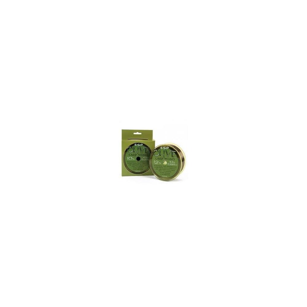ESP Olive Carp Mono Line - 10lb Unknown