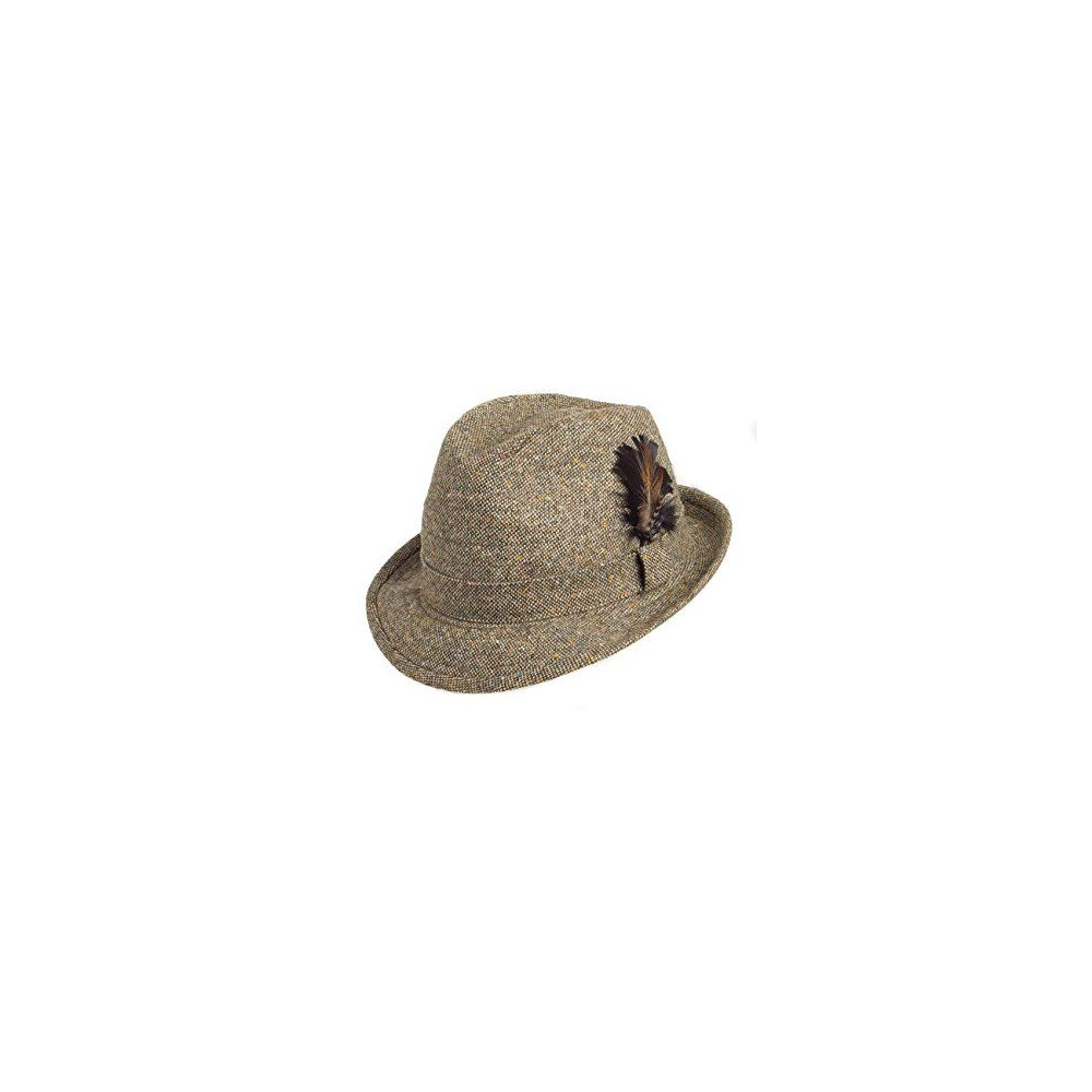 Olney Olney Wexford Donegal Tweed Hat