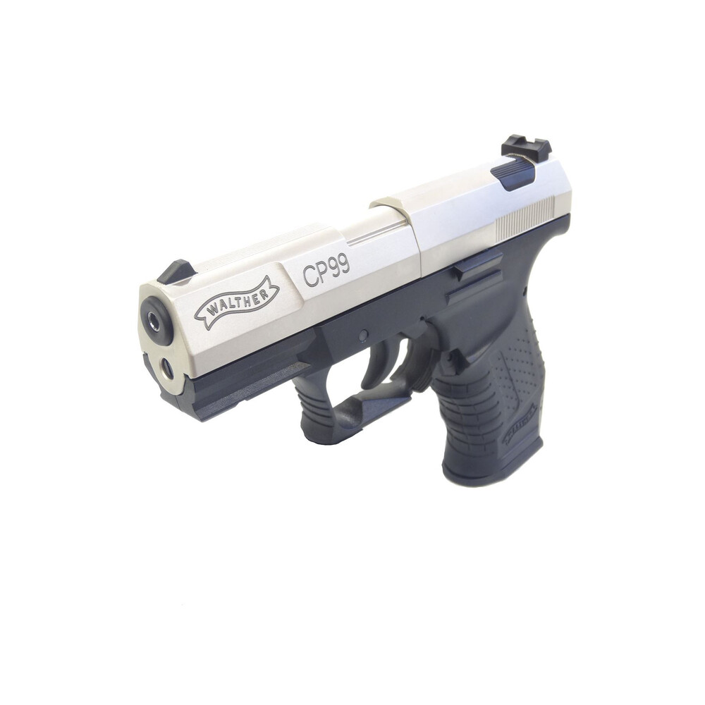 Umarex Walther CP99 CO2 Air Pistol Black/Nickel