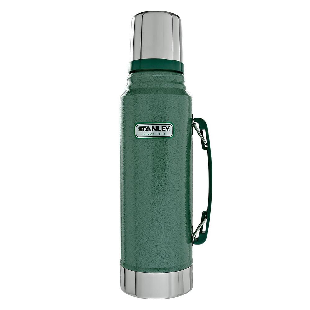 Stanley Classic Vacuum Flask - 1L Green