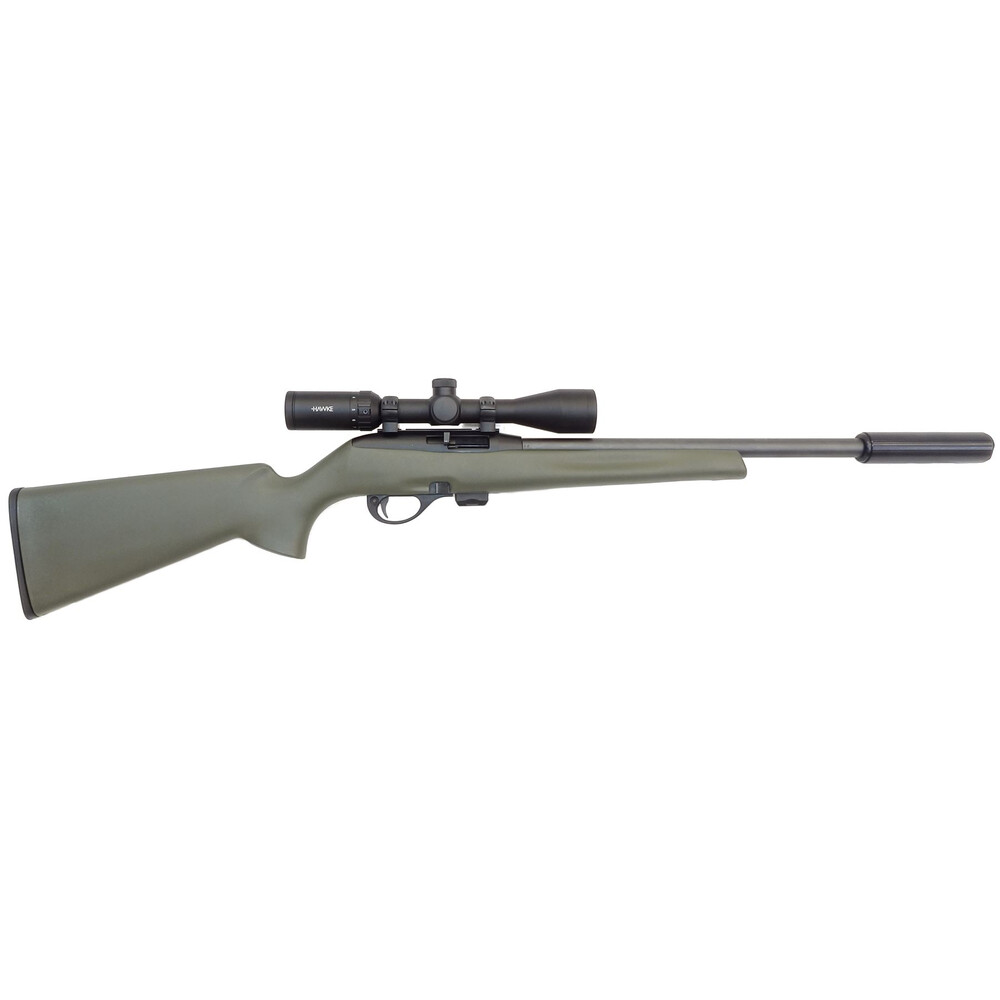 Remington Pre-Owned  597 Synthetic Rifle - .22LR