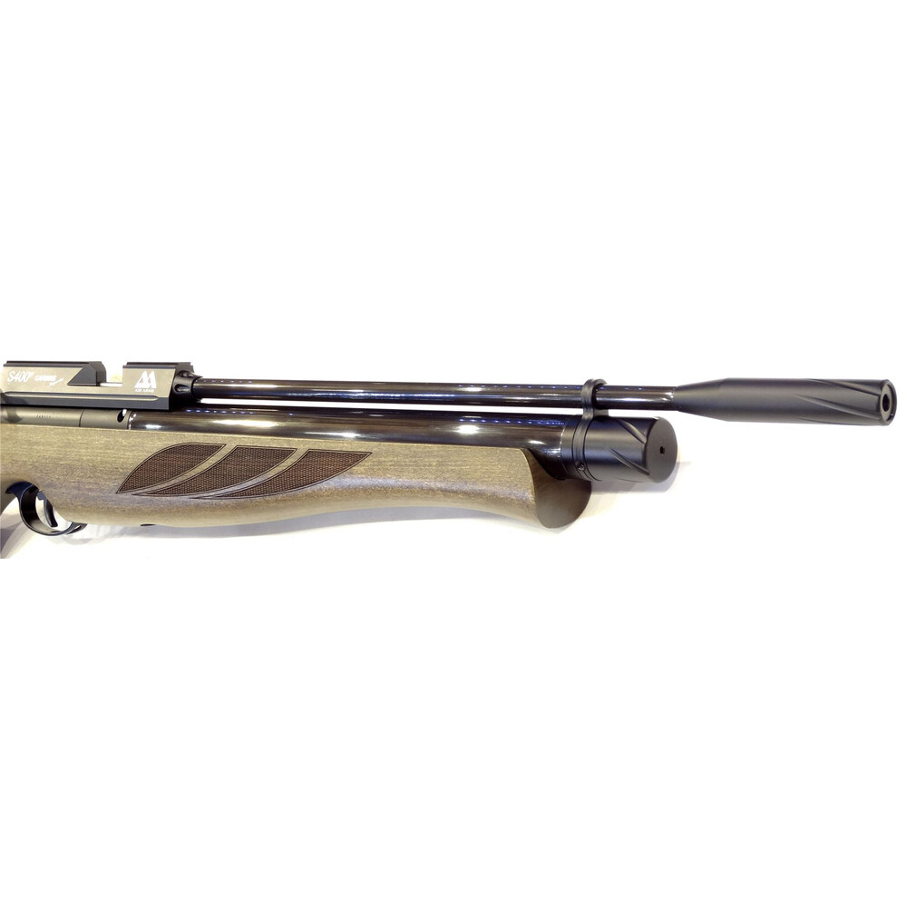 Air Arms S400 Carbine Air Rifle Superlite Hunter Green