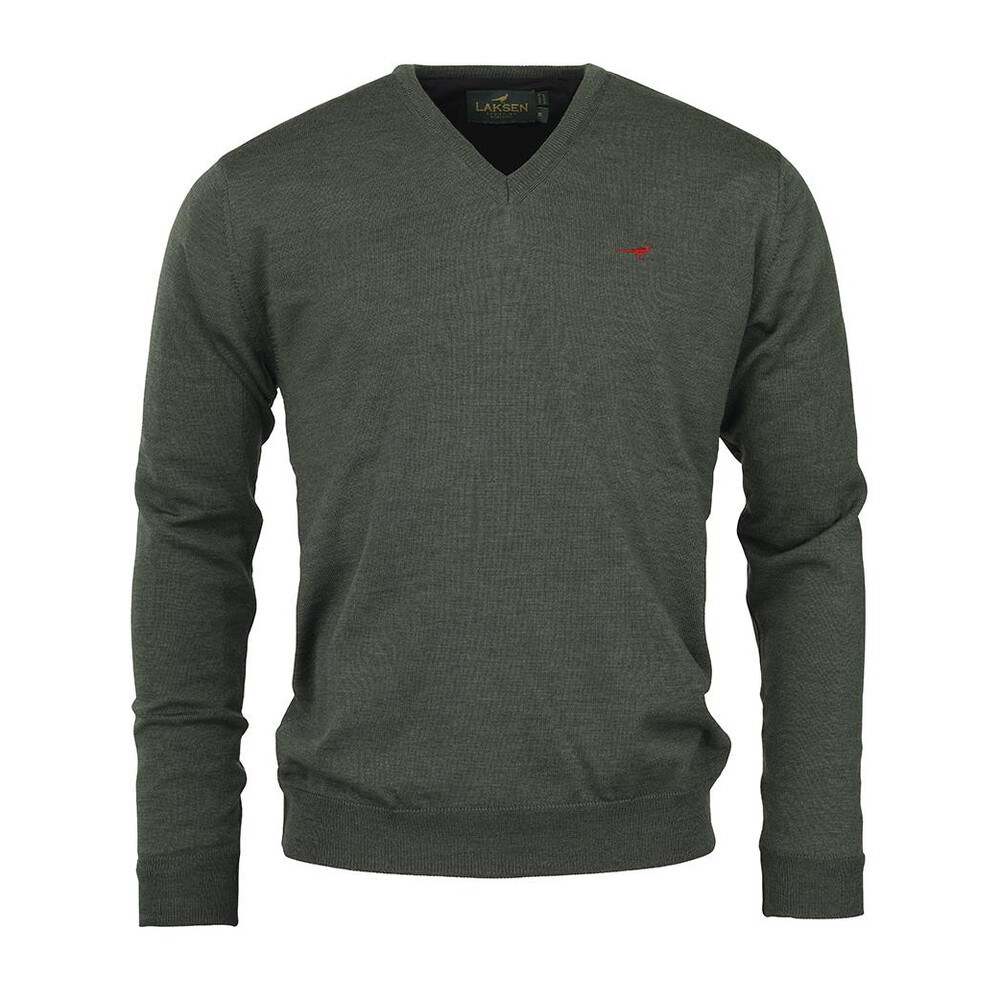 Laksen Grantham Windstopper Jumper - Forest Forest
