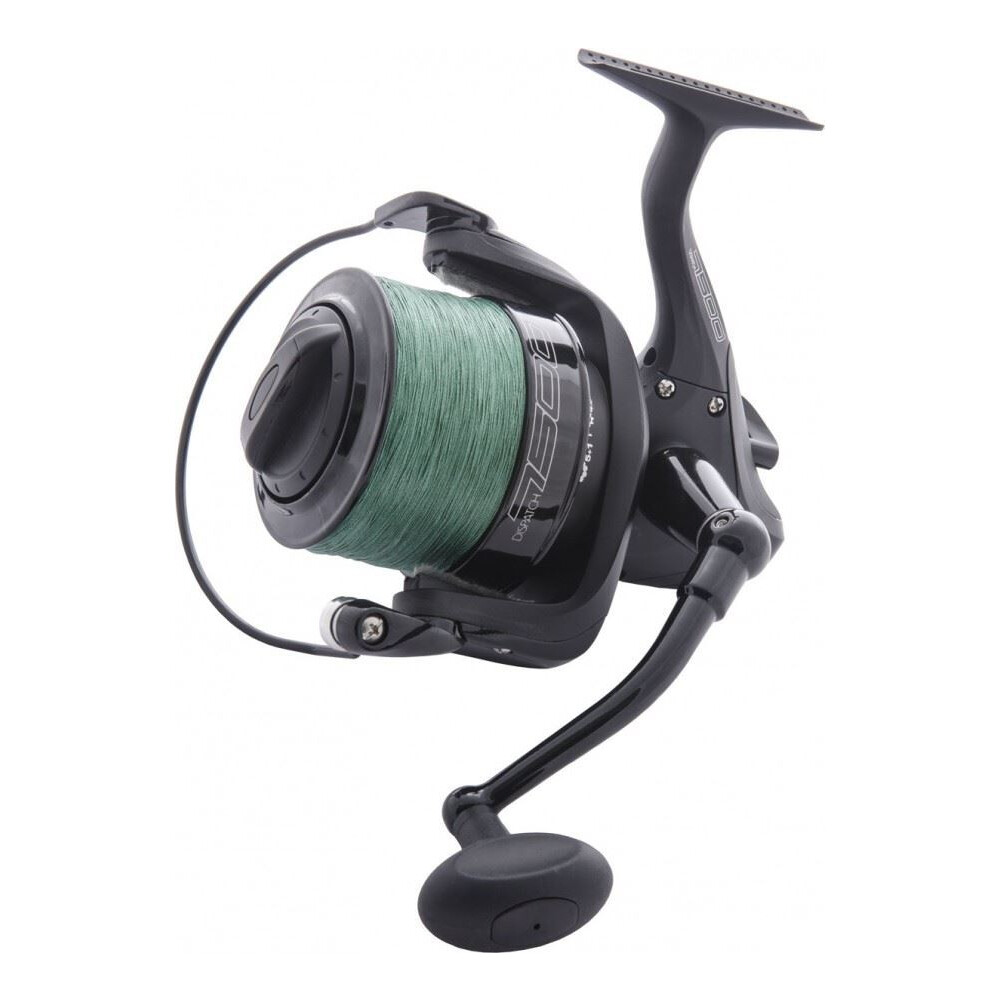 Wychwood Dispatch Spod Reel Black