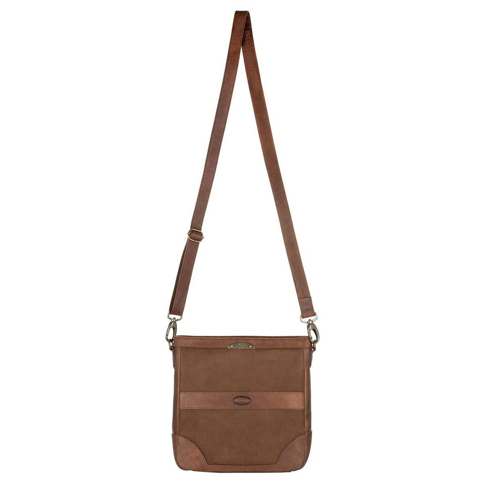 Dubarry Dubarry Ardmore Leather Messenger Bag - Walnut