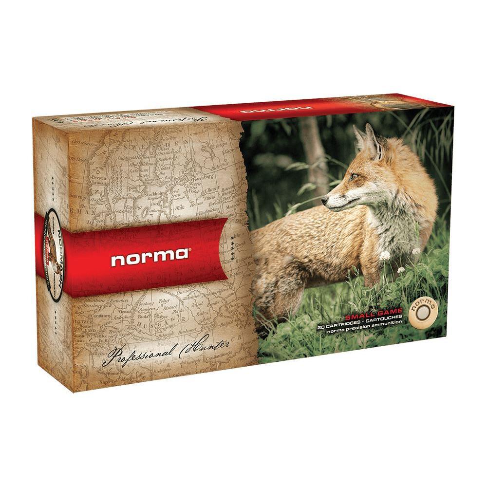 Norma .22-250 Ammunition - 50gr - V-Max