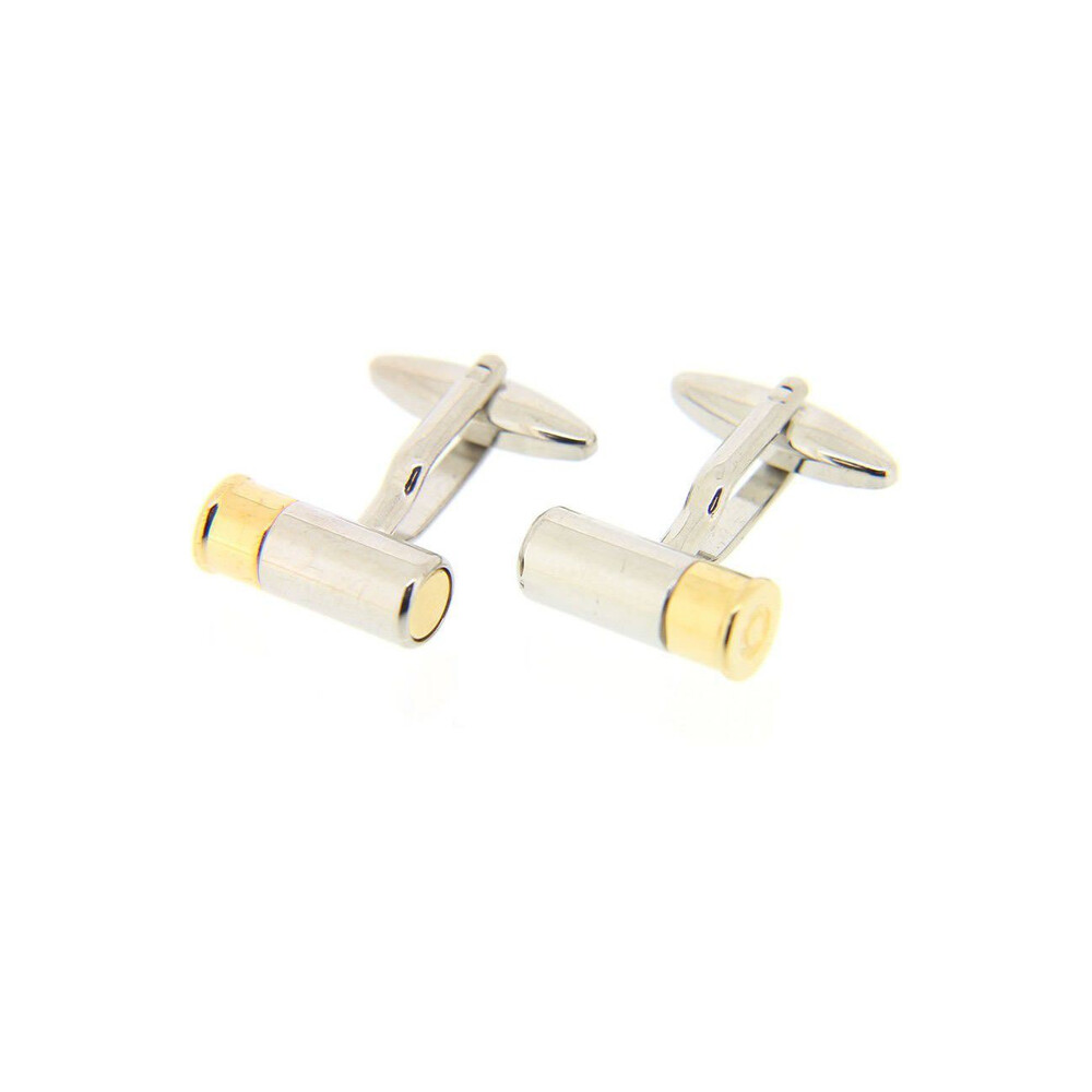 Soprano Country Cufflinks - Shotgun Cartridge