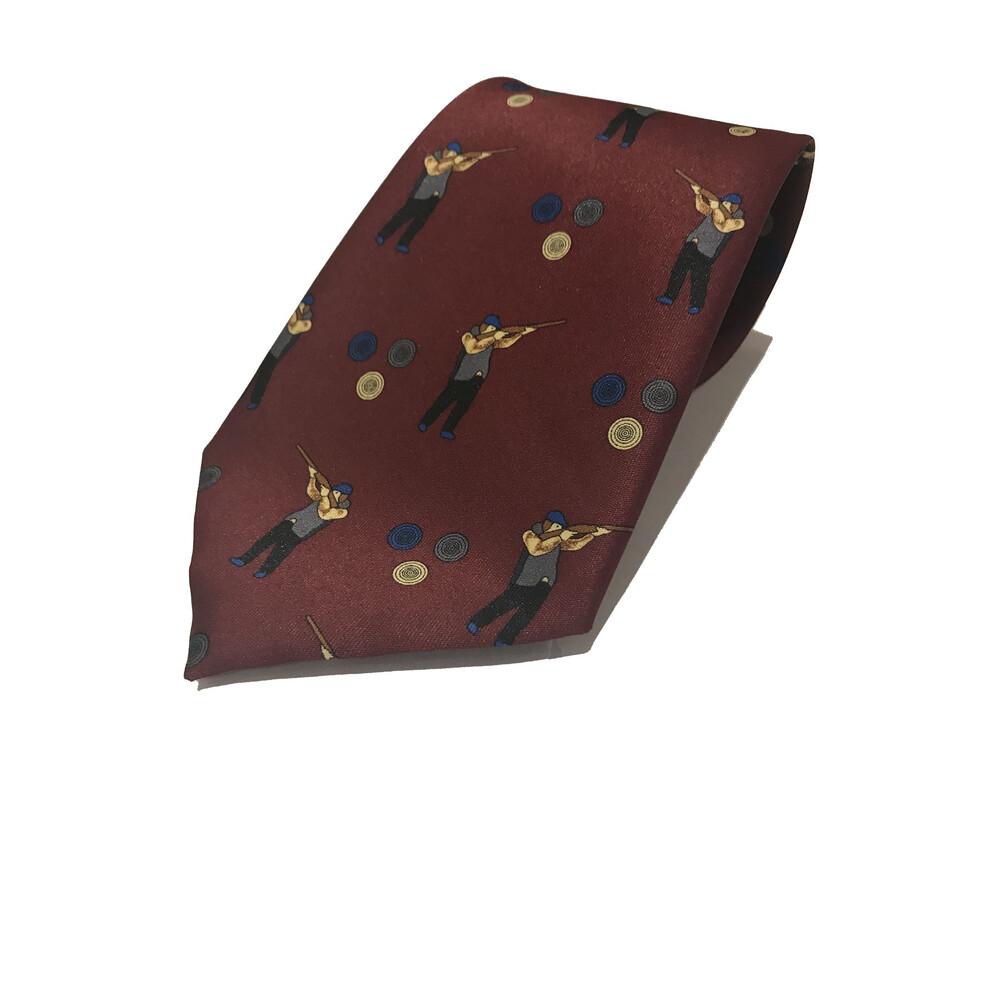 Allcocks Clay & Shooter Tie
