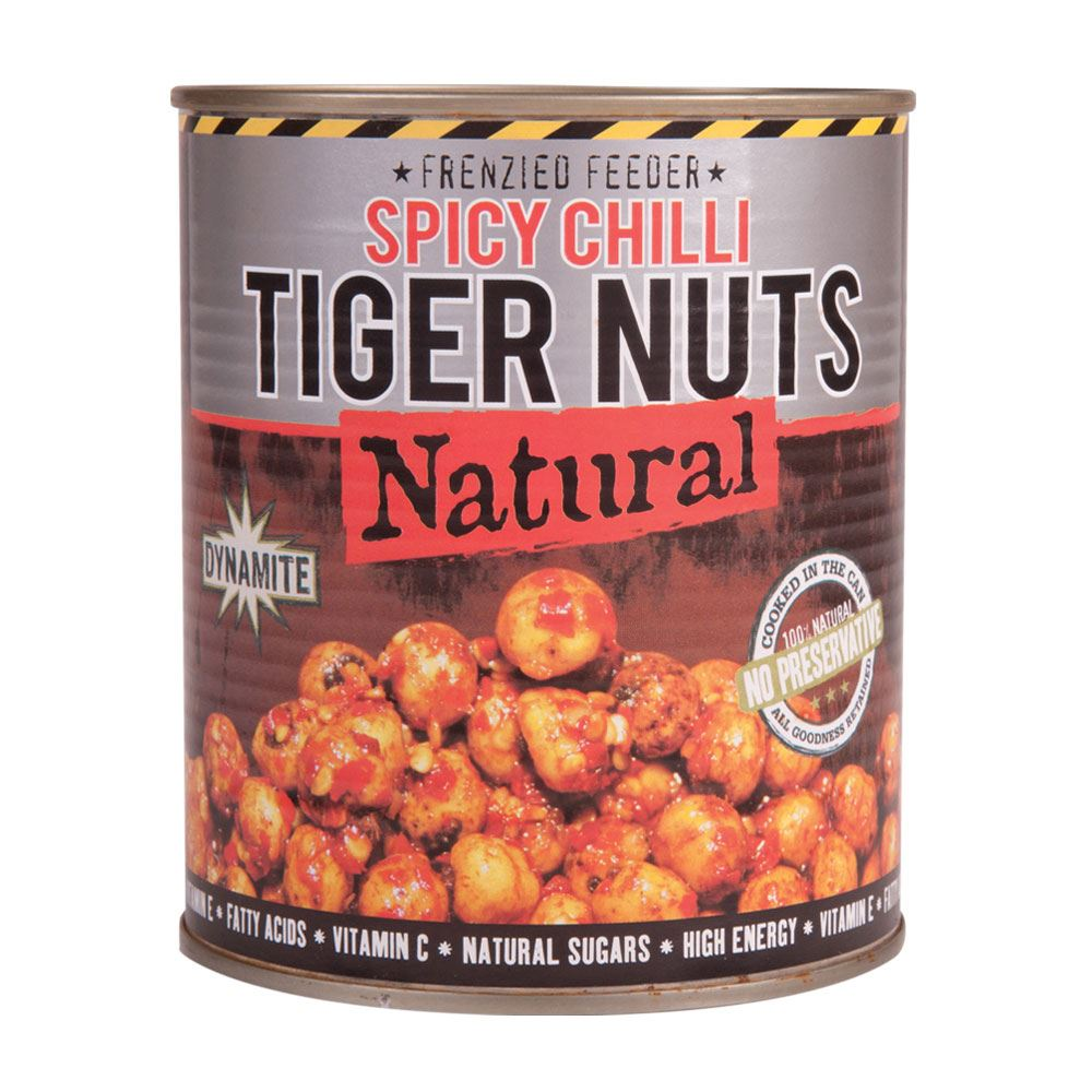 Dynamite Baits Chilli Tiger Nuts - 800g