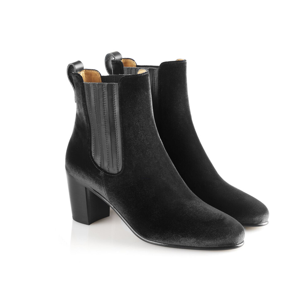 Fairfax & Favor Fairfax & Favor Electra Boot - Black
