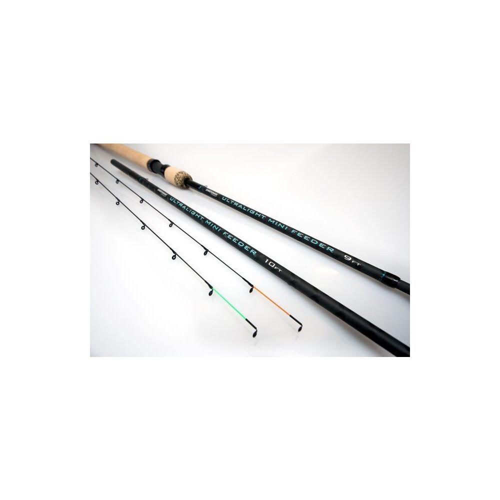 Drennan Ultralight Mini Feeder Rod - 9/10ft