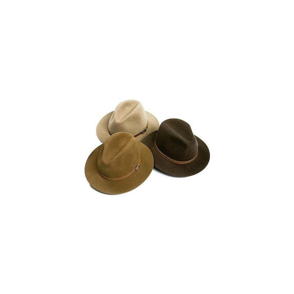 Olney Safari Soffelt Wool Felt Hat Mole