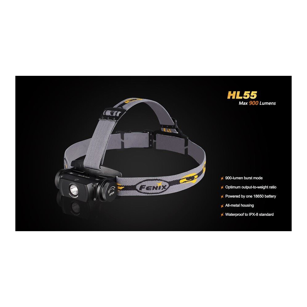 Fenix HL55 Headlamp Unknown