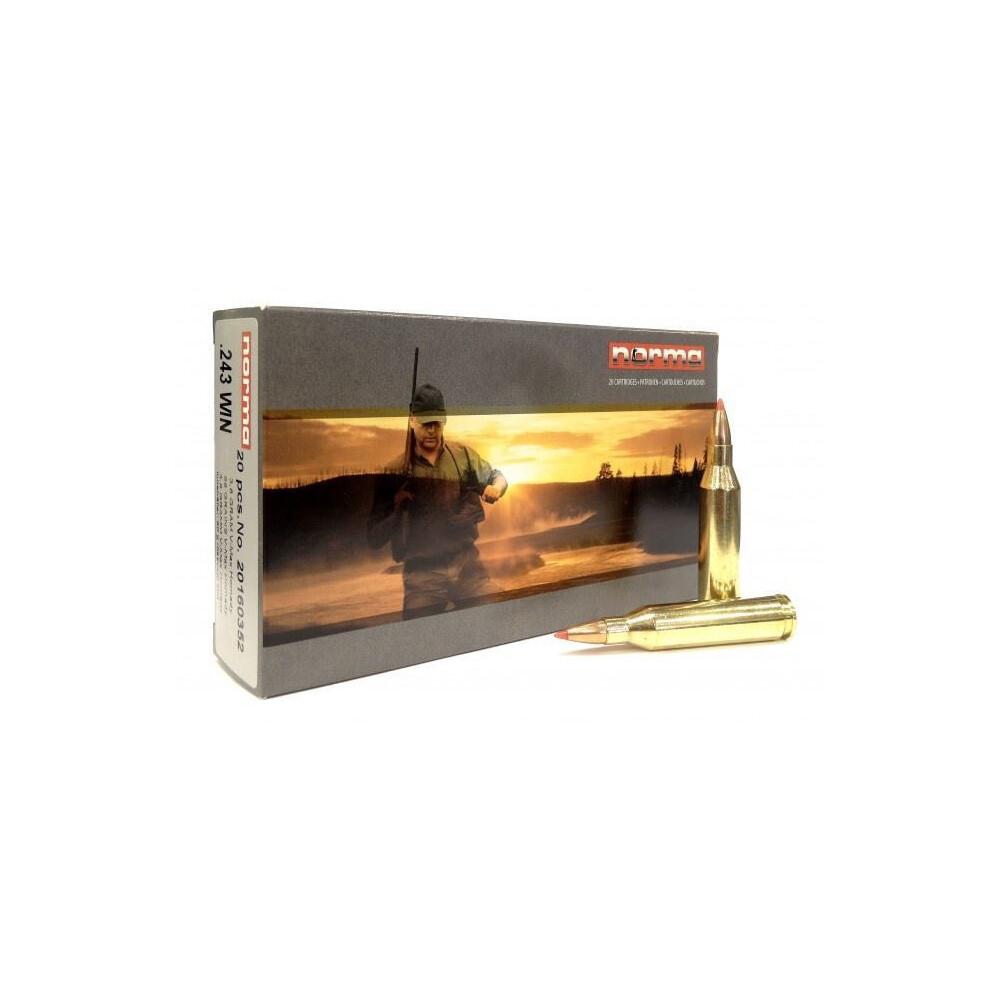 Norma Ammunition - 58gr - V-MAX