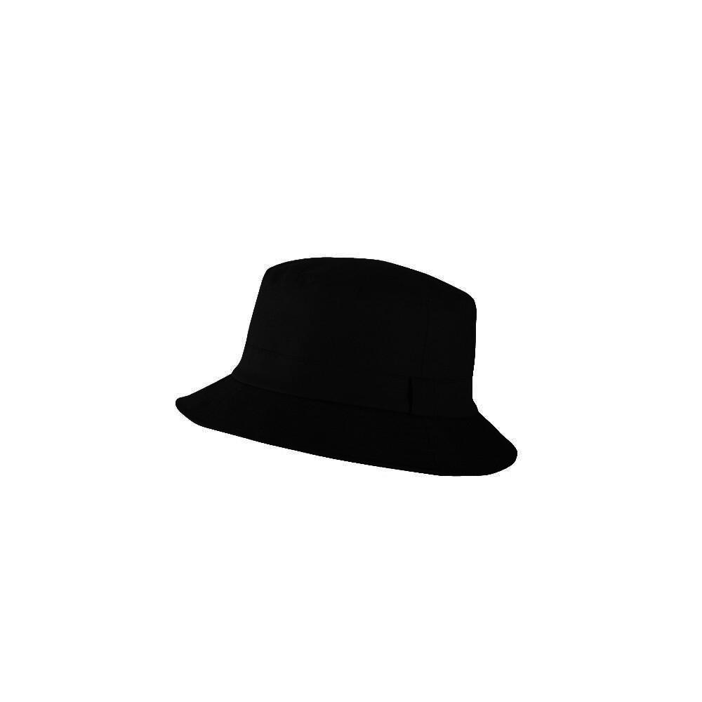 Jack Murphy Waxed Bush Hat Brown