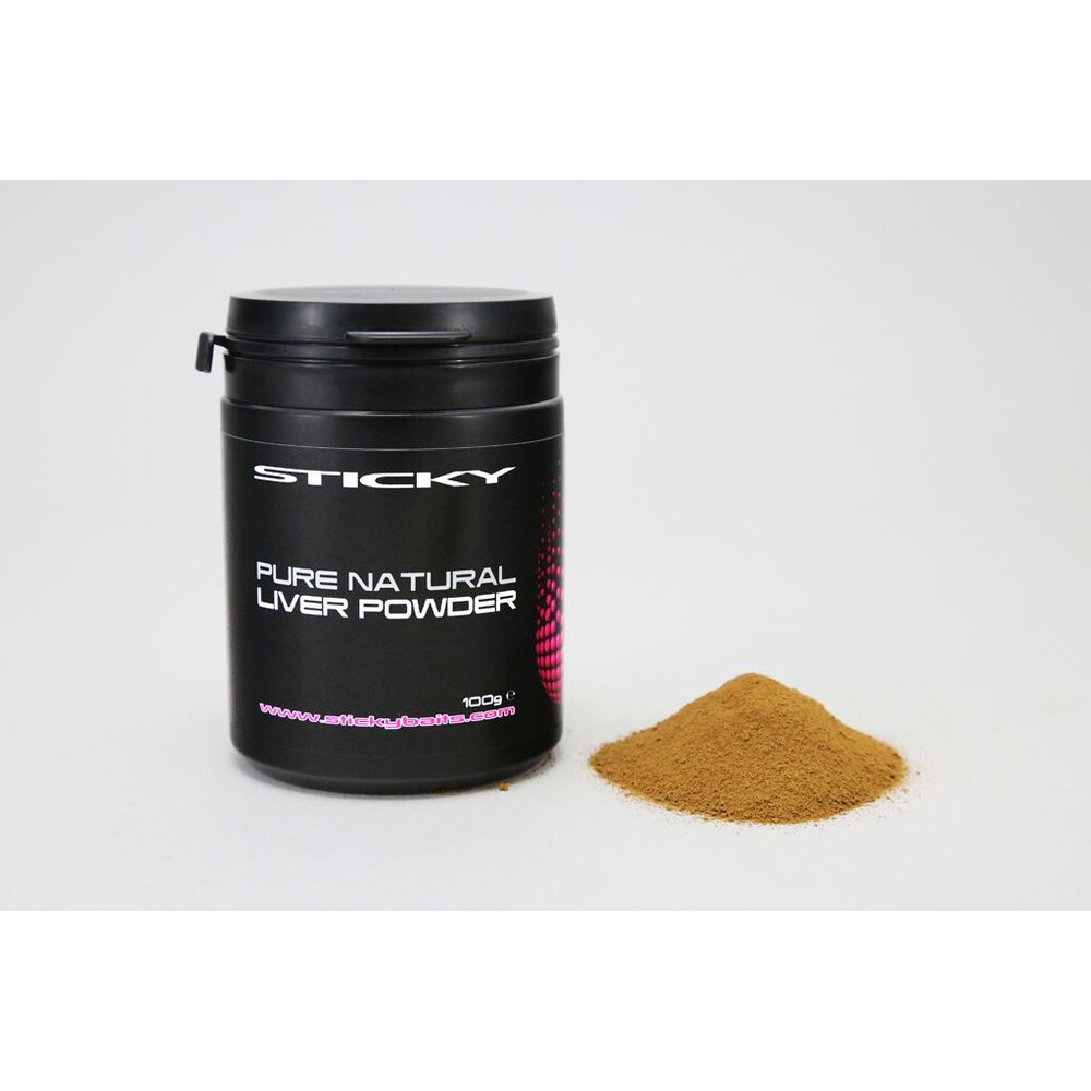 Sticky Baits Natural Liver Powder