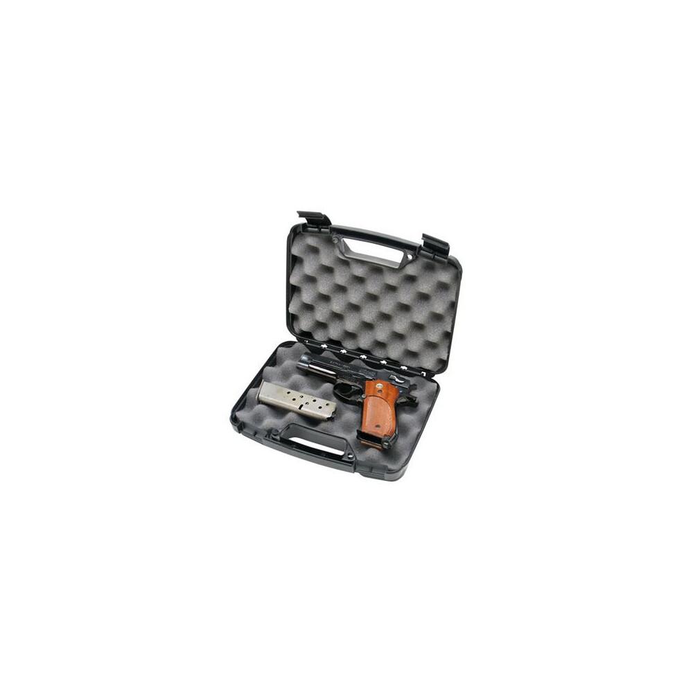 MTM Pistol Case - Model 807 Black