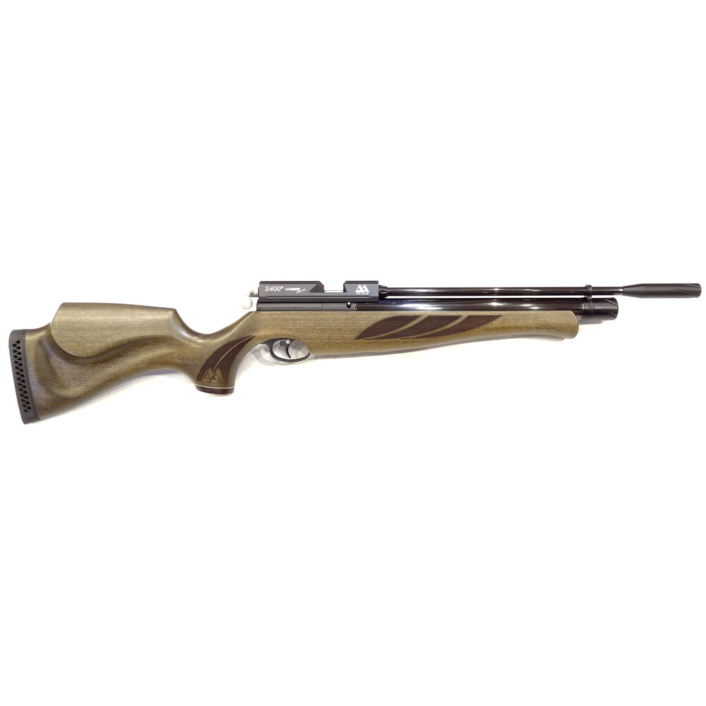 Air Arms S400 Carbine Air Rifle Superlite Hunter Green