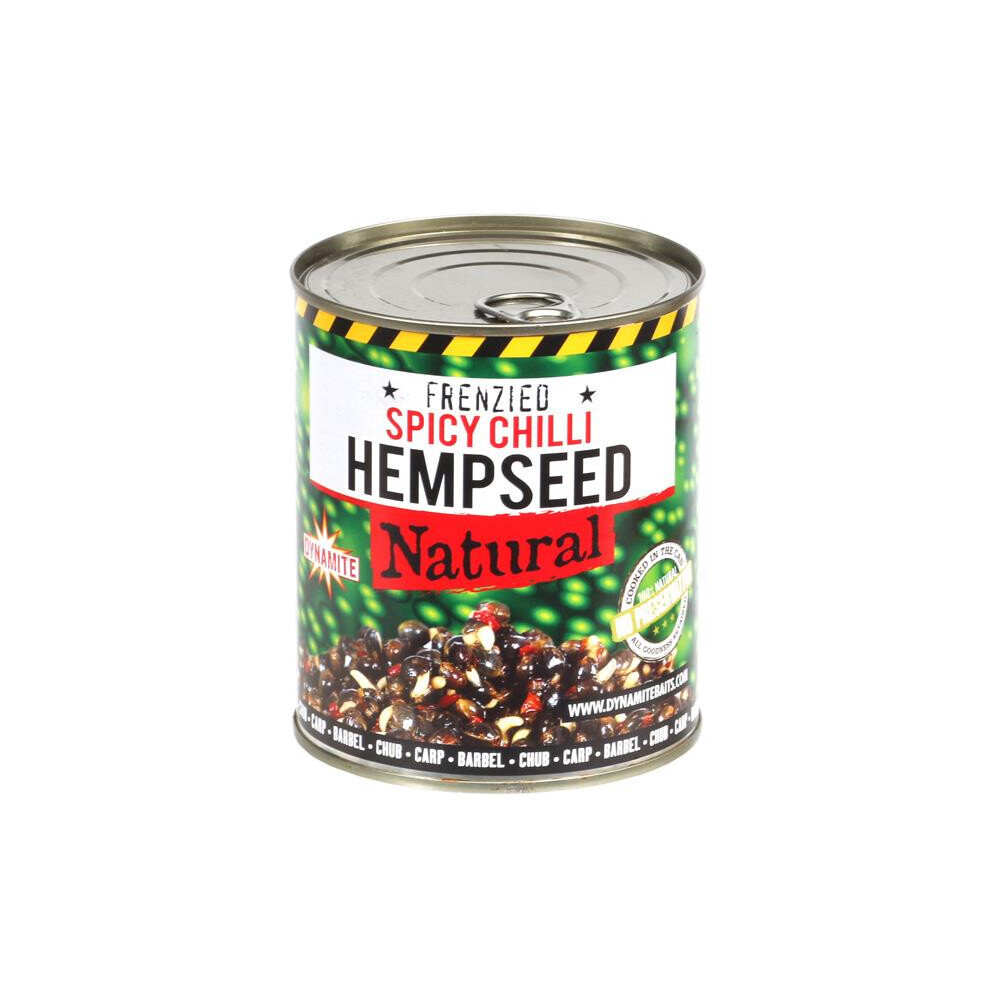 Dynamite Baits Frenzied Hempseed - Spicy Chilli - 700g