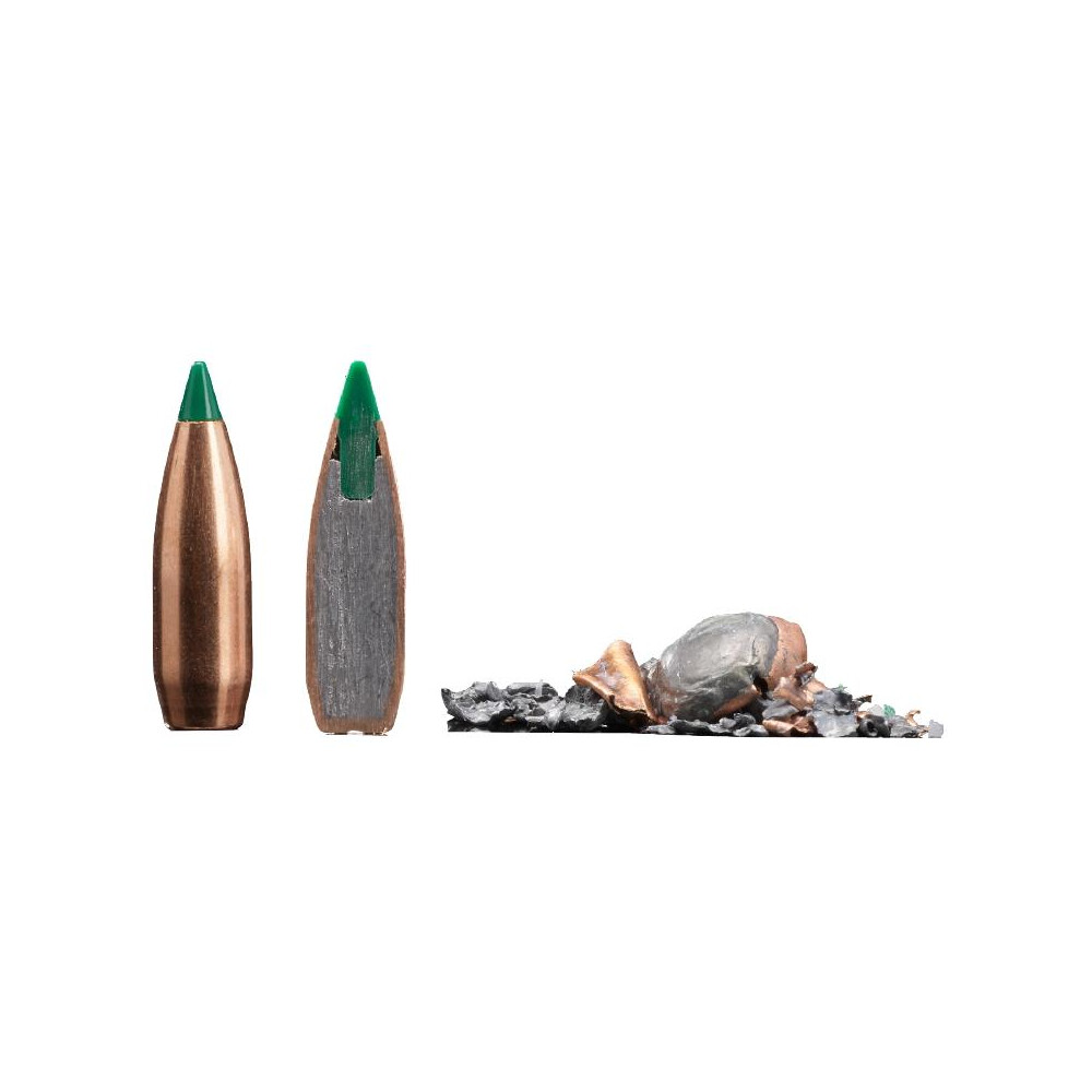 Sako .222 Ammunition - 40gr - Gamehead Varmint Black