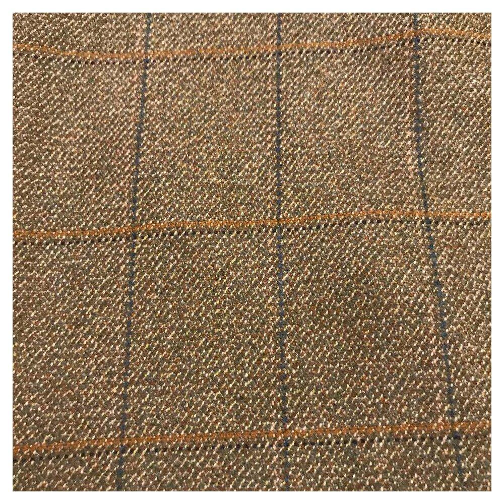 C.Currey Tweed Breeks -  /MustardLong Brown
