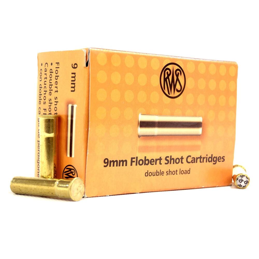 RWS 9mm Garden Gun Ammunition - No.10 Shot