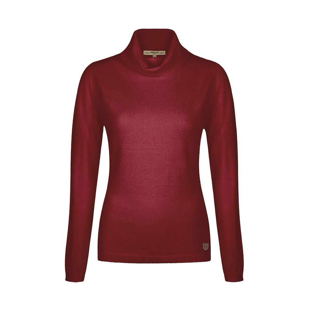 Dubarry Dubarry Redmond Roll Neck Sweater - Crimson
