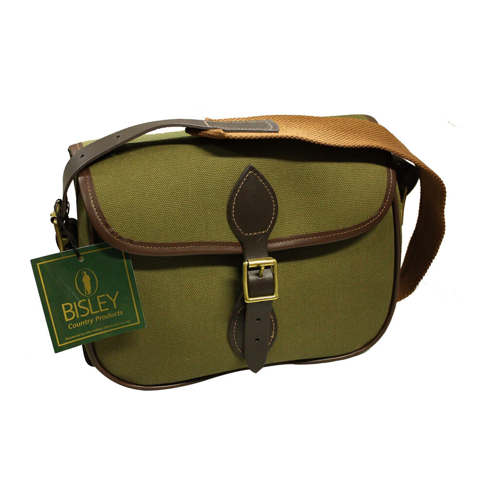 Bisley Quickload Cartridge Bag - Green