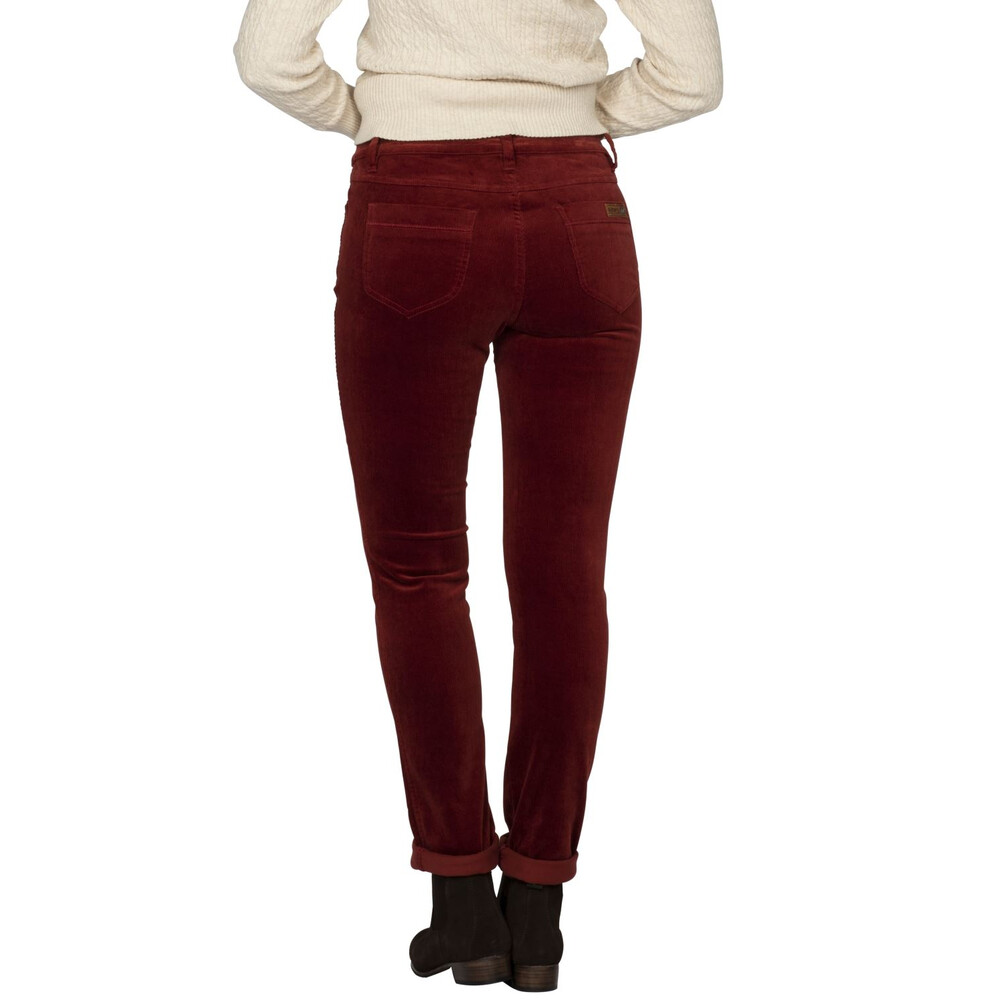 Dubarry Honeysuckle Jeans - Russet Russet